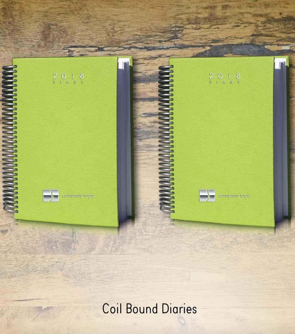 Coil Bound Diaries